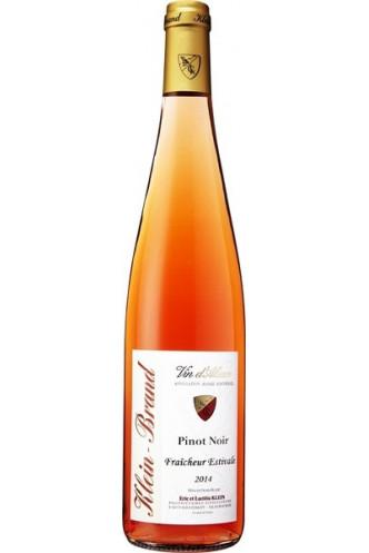 Pinot Noir Rosé Fraicheur Estivale 2016