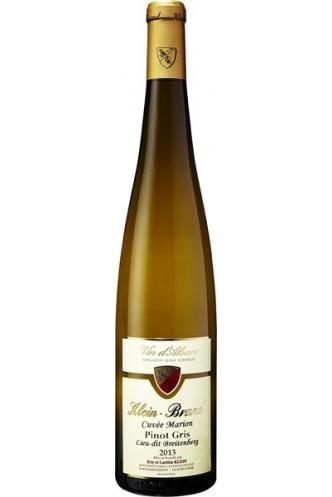 Pinot Gris Lieu dit Breitenberg Cuvée Marion 2016