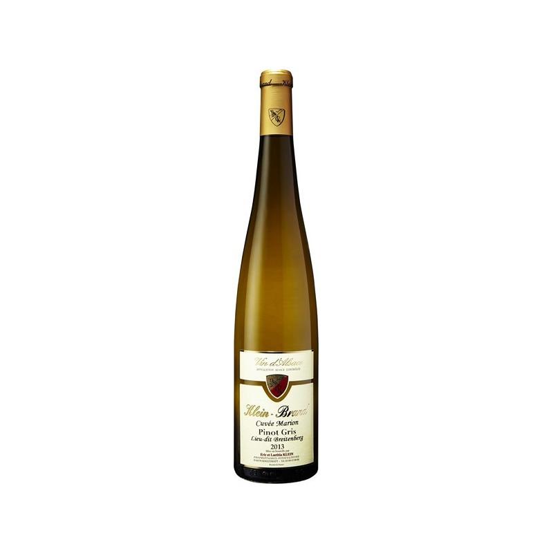 Pinot Gris Lieu dit Breitenberg Cuvée Marion 2015