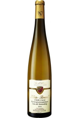 Gewurztraminer Lieu dit Breitenberg Cuvée Lucas 2015